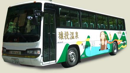 無料巡回バスのイメージ